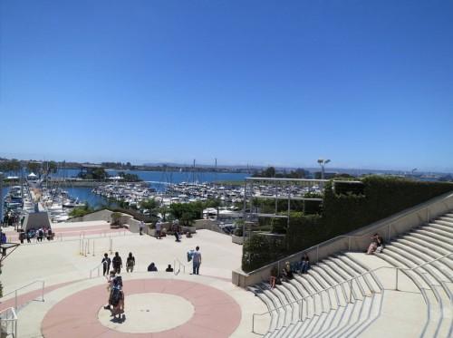 San Diego convention center lunch spot